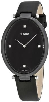 Rado Esenza Black Dial Ladies Watch