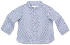 Marie Chantal Baby Boy Mini Hound Patterned Shirt