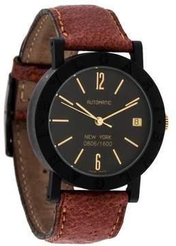 Bvlgari New York Watch