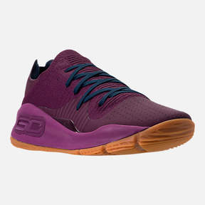 Under Armour Men's Curry 4 Low Basketball Shoes