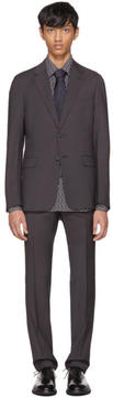 Prada Grey Tela Suit