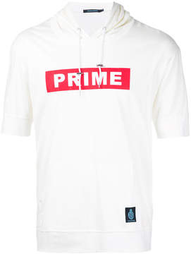 GUILD PRIME 'Prime' hooded T-shirt
