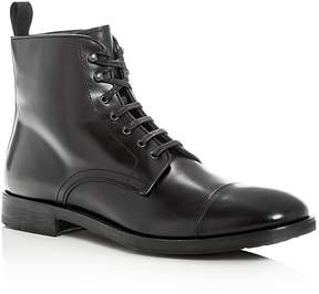 To Boot Men's Bondfield Leather Cap Toe Boots