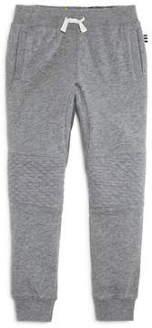 Splendid Boys' Joggers with Quilted Details - Little Kid
