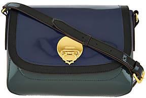 Oryany Patent Leather Crossbody- Layla