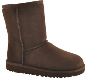 UGG Unisex Children's Classic Little Kids Chocolate Size 3 M