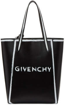 Givenchy Black Neo Stargate Tote