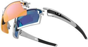 Tifosi Optics Pro Escalate F.H. Sunglasses Kit - Mirrored, Interchangeable Lenses