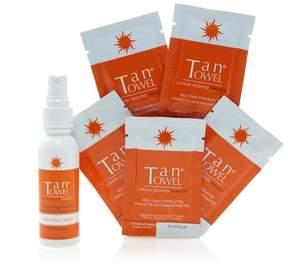 TanTowel Endless Tan Plus Kit