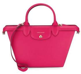 Longchamp Le Pliage Heritage Tote - PINK - STYLE