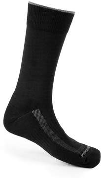Johnston & Murphy Tipped Solid First in Comfort Dress Socks