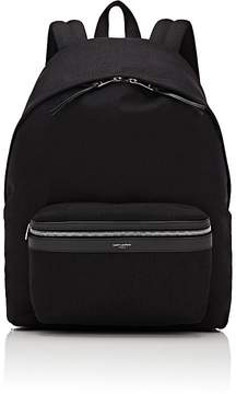 Saint Laurent Men's Canvas Classic Backpack