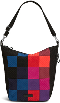 Vera Bradley Winter Patchwork Carson Hobo - WINTER - STYLE