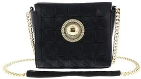 Versace EE1VRBBD6 Black Shoulder Bag