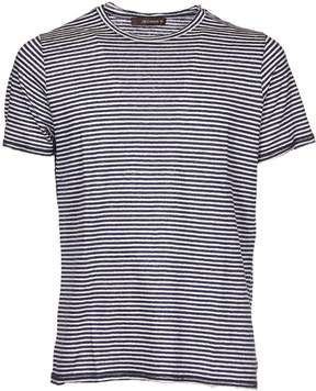 Jeordie's Striped Patter T-shirt