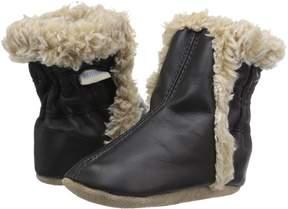 Robeez Classic Bootie Soft Sole Boys Shoes