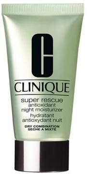 Clinique Super Rescue Antioxidant Night Moisturizer/Dry-Combination/1.7 oz.