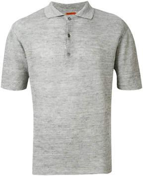Barena knitted polo shirt
