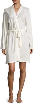 Cosabella Women's Bella Contrast Trim Robe