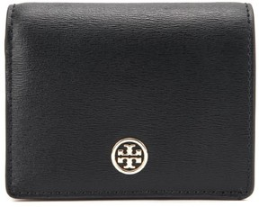 Tory Burch Parker Foldable Mini Wallet 36986-001 Black - ONE COLOR - STYLE