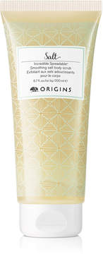 Origins Salt Incredible Spreadable Smoothing Salt Body Scrub