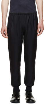 Paul Smith Navy Twill Lounge Pants