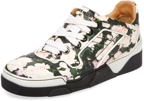 Givenchy Men's Leather Low Top Sneaker