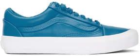 Vans Blue Stitch and Turn OG Old Skool ST LX Sneakers