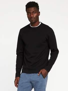 Old Navy Go-Dry Fleece Sweatshirt for Men