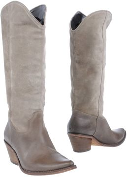Strategia High-heeled boots