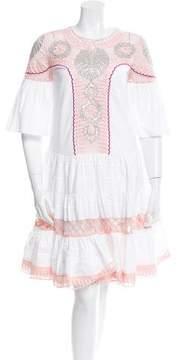 ALICE by Temperley Clara Smock Dress w/ Tags