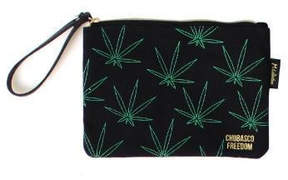 M Pouch Weed Green M17302 medium