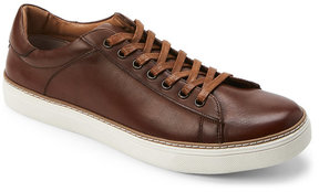English Laundry Brown Warwick Low Top Sneakers