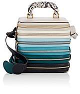 Anya Hindmarch WOMEN'S THE STACK LEATHER SHOULDER BAG