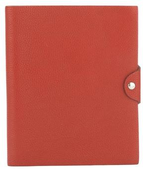 Hermes Red Agenda Ulysees MM (Pre Owned) - ONE COLOR - STYLE