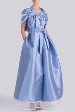 Alexis Mabille Vestal Sleeveless Gown