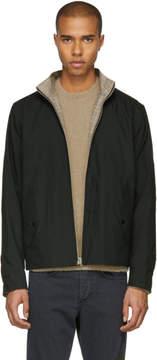 Rag & Bone Reversible Black Harrington Jacket