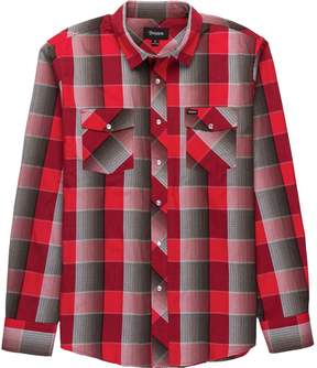 Brixton Wayne Shirt - Long-Sleeve