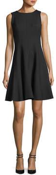 Carolina Herrera Sleeveless Fit & Flare Dress