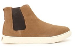 Ralph Lauren Men's Brown Suede Ankle Boots.