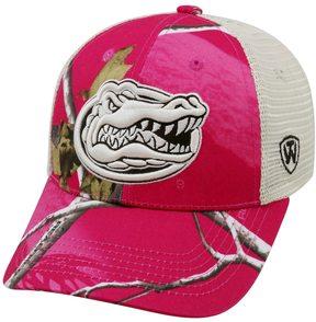 Top of the World Adult Florida Gators Doe Camo Adjustable Cap