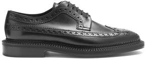 BURBERRY Beltran leather brogues