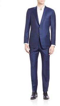 Hickey Freeman Solid Suit