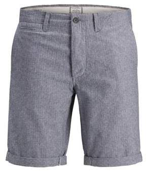 Jack and Jones Dobby Chino Cotton Shorts