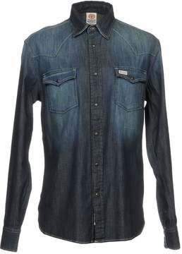 Franklin & Marshall Denim shirts
