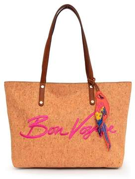 Tommy Bahama Parrot Bay Embroidered Tote Bag