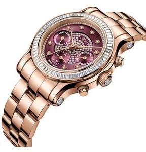 JBW Women's Laurel Genuine Diamond Watch.