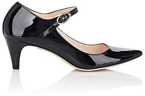 Repetto WOMEN'S EDWIGE PATENT LEATHER MARY JANE PUMPS