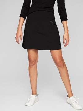Athleta Ponte Moto Skirt