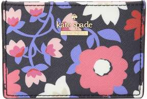 Kate Spade Cameron Street Daisy Card Holder Handbags - MULTI - STYLE